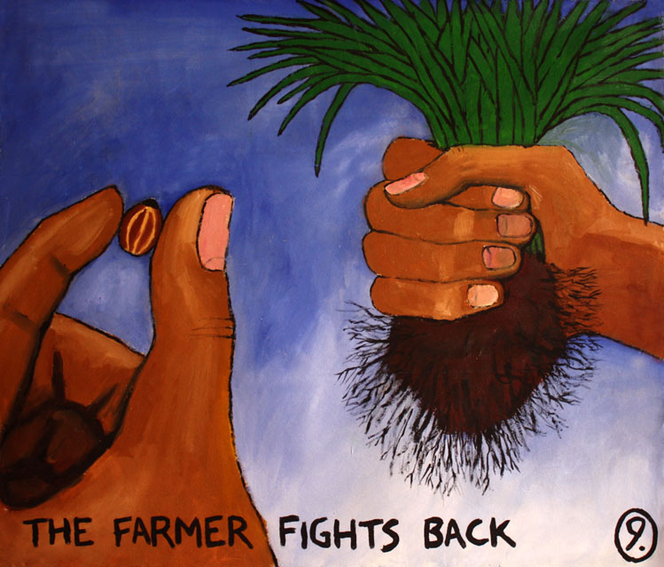 The Farmer Fights Back
