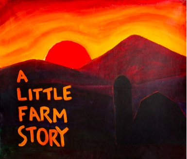 A Little Farm Story, cover image