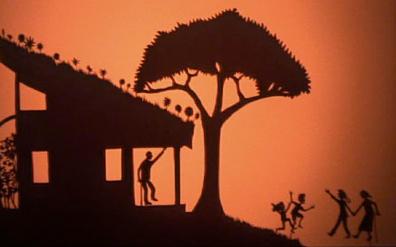 Shadow Puppetshow, Coming Home, cropped