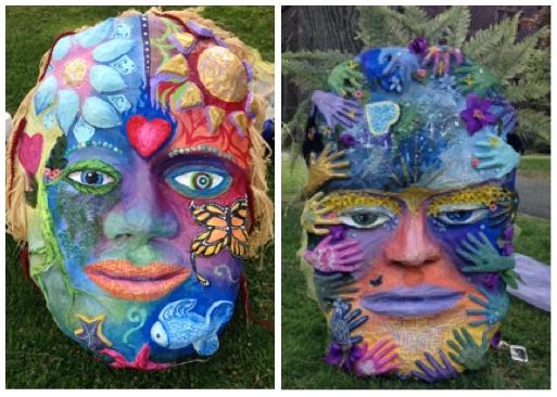 Spirit of Sustainability Masks