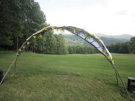 Wedding Arbor 1