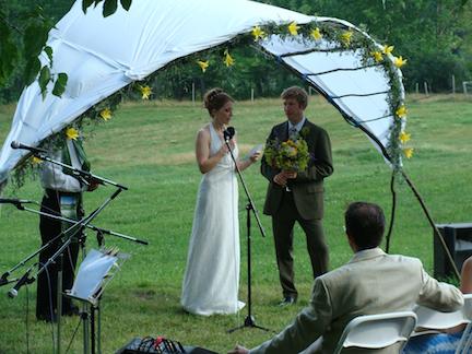 Wedding Arbor 2