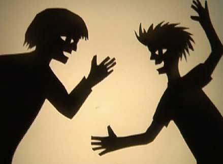 Shadow Puppet Show: Encounter