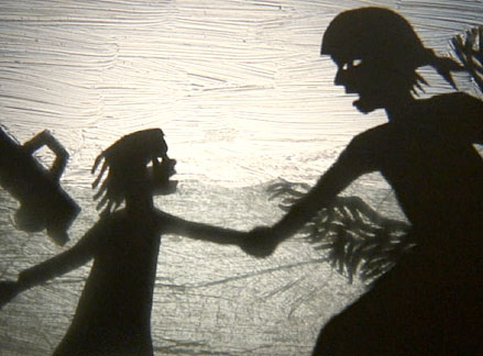 Shadow Puppet Show: Flood Memory