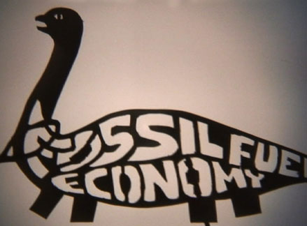 Shadow Puppet Show: Fossil Fuel