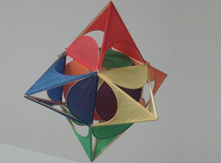 Sharon Academy sculpture class