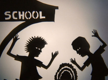 Shadow Puppet Show: New School