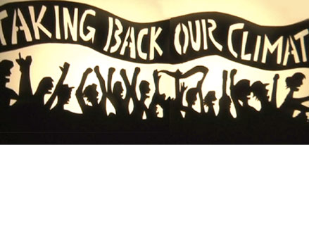 Shadow Puppet Show: Taking Back our Climate (pt1)